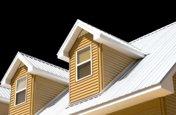 Trapézlemezes tetőfedés