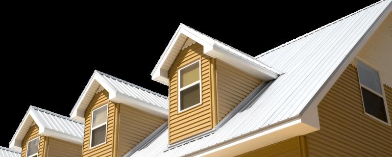 A trapézlemezes tetőfedés prémium szolgáltatásunk!